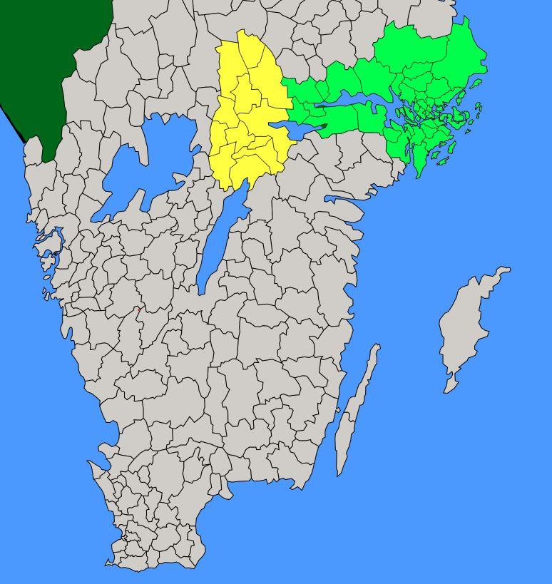Regionala lokalföreningar